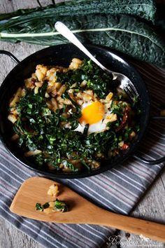 Kartoffel-Kale-Fritata #hippeknollen #reweregional #kartoffelrezepte