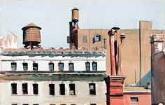 "Edward Hopper Paintings | Modern Life: Edward Hopper and His Time"" Opens at the Whitney ..."
