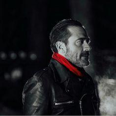Jeffrey dean morgan as Negan