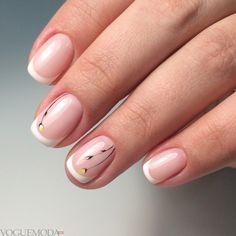 Beautiful Nail Designs To Finish Your Wardrobe – Your Beautiful Nails Frensh Nails, Pink Nails, Cute Nails, Pretty Nails, Hair And Nails, French Manicure Nails, Manicure And Pedicure, Orange Nail Designs, Nail Art Designs