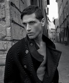 WISH magazine took to the streets of Florence in #GiorgioArmani for their latest Italian-themed issue.