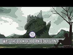 Was The Book of Job Antediluvian? w/ David Carrico on NYSTV