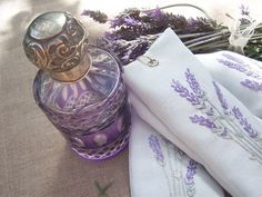 Romanticando... love the fragrance of lavender