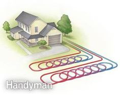 We list the pros and cons of geothermal heating systems and help you decide if it's best for your home. Find if the geothermal heat pump cost fits for you. Solar Panel Cost, Solar Panels For Home, Renewable Energy, Solar Energy, Solar Power, Wind Power, Heat Pump Cost, Geothermal Energy, Heating And Cooling