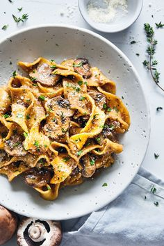 A comforting pasta that you can feel good about.