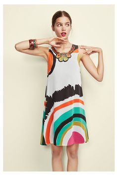 Party dresses Desigual Dress Raquel
