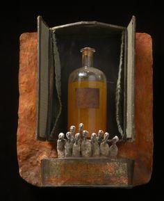 Grand elixir. Nouvelles pièces - Recent Work - Gérard Cambon