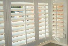 Square bay shutters image 8