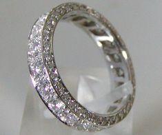 Wedding ring LOVE