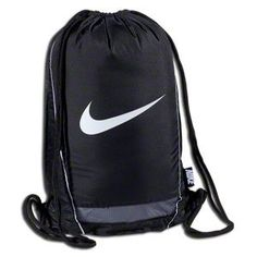 brand new 29930 755ff New Nike Brasilia Gymsack Drawstring Bag Main compartment with drawcord for  spacious storage and easy access