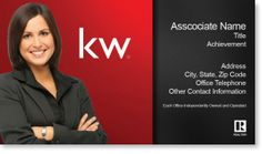 83 best keller williams business cards images on pinterest keller williams business cards templates realtor cheaphphosting Choice Image