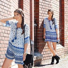 #fashion #women's #outfit's   #style #chic #class  #dapper  #clasic  #summer  #look #Shein Dress, Jessica Buurman Boots