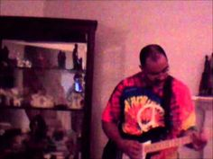 Robert Watson - She Went To Be With The Angels In Heaven  My mother and manager, Nellie Watson directed this video. I am playing a Fender Strat through a Fulltone MDV-2 pedal and a small Kustom amp.