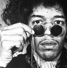 Jimi Hendrix, one of the greatest musicians ever.