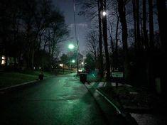 Street of green