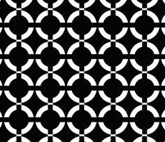 black and white fabric - Google Search