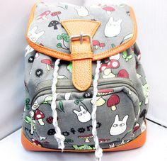 Totoro Bag Backpack TOBG0106