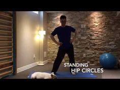 Mobility Exercise Progressions for the Lower Extremities and Hips