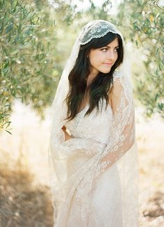 Veil- If I did a veil, which I have  never wanted. It would be this one.