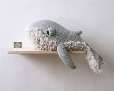 Small GrandMa Whale Whale Decor, How To Make Drawing, Toddler Gifts, Baby Gifts, Diy For Kids, Gifts For Kids, Plushies, Softies, Special Gifts