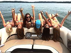 Lake Life #friends #4thofJuly