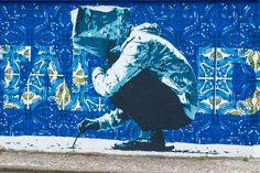 All sizes | Muro azul - 21 | Flickr - Photo Sharing!