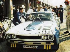 Ford Capri RS 2600 at LE Mans