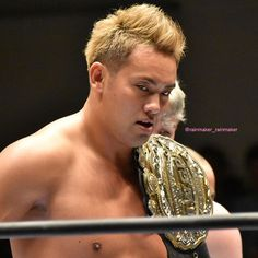 Kazuchika Okada, Professional Wrestling, Crushes, Photo And Video, Videos, Instagram, Protruding Eyes