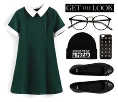 """""""Weekend Style"""" by mfkapocias ❤ liked on Polyvore featuring ASOS, J.Crew and GetTheLook"""