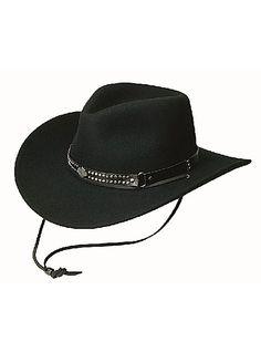 14ae6f0fae5 Eddy Bros Broken Arrow Western Hat