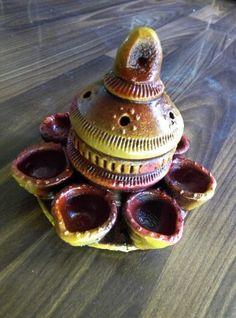 Mangaldeep 7 lamps