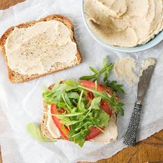 How tasty does this Artichoke and White Bean Spread recipe from @kathyfreston look! Serve it as an appetizers with raw veggies or use it for sandwiches with raw veggies, greens, and whole grain bread.  INGREDIENTS:  1 (15.5-ounce) can no-salt cannellini beans or other white beans, drained and rinsed 1 (6-ounce) jar of water-packed artichoke hearts, drained 1 garlic clove, chopped 1 tablespoon capers, drained 2 tablespoons fresh lemon juice  Ground black pepper, to taste METHOD:  1. In a…