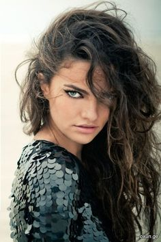 sex hair, or what my hair always looks like, now its some fancy style? Natalia Vodianova, Beauty Makeup, Hair Makeup, Hair Beauty, Eye Makeup, Beauty Book, Messy Hairstyles, Pretty Hairstyles, Beach Hairstyles