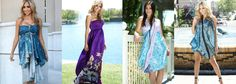29 dollar Wrap Magic skirts,scarf dress,tube dress,kaftan dress Wear 100+ Ways (Value 130 dollars) (78% off)