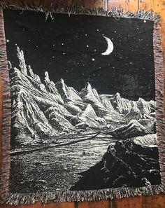 Image of Moon Blanket