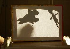 Fabriquer un théâtre d'ombres à partir d'une simple boîte de céréales