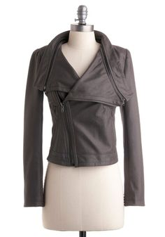 Front Page Photo Jacket, #ModCloth