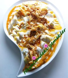 Potato salad recipe with butter Soganli, yogurt salad recipes - Healthy Drinks Appetizer Salads, Appetizer Recipes, Healthy Salad Recipes, Healthy Drinks, Turkish Salad, Mezze, Turkish Recipes, Butter Recipe, C'est Bon