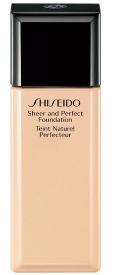 Shiseido  Sheer and Perfect: rated 5.0 out of 5 by MakeupAlley.com members. Read 2 member reviews.