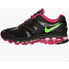 Womens Nike Air Max+ 2012 ($175) ❤ liked on Polyvore