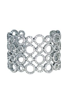 www.renttherunway.com  (something borrowed) kate spade new york accessories Delicate Dots Cuff