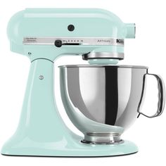 KitchenAid Artisan Series 5-Qt – $216 Number of stars: 4.6 out of 5. Choose from all the color options to find the one that best matches your style and personality. The power hub turns your stand mixer into a culinary center with more than 15 optional attachments available. 5-Qt. stainless steel bowl with comfortable handle …