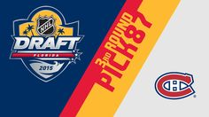 Lukas Vejdemo drafted by Montreal Canadiens (NHL Draft)