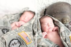 This is so precious! Thank you to this military family for all they have done for our freedom, and thank you to all military families that sacrifice everything so that my family can live in a free nation! by Brittany D. Maternity Pictures, Baby Pictures, Baby Photos, Cute Pictures, Newborn Photography, Family Photography, Photography Ideas, Gothic Photography, Cute Babies