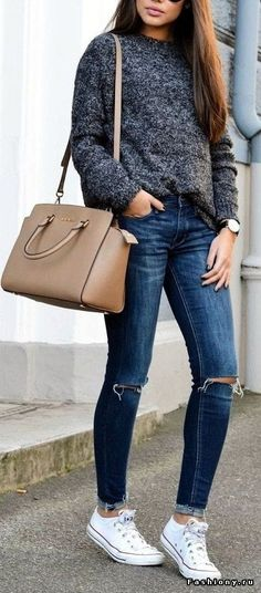 45 Flawless Fall Outfits To Copy This Moment   45  Fall  Outfits Short Hair d1baac20b