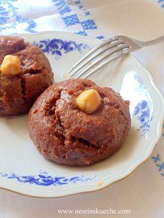 NESRiN`S KÜCHE: Şekerpare Dessert mit Kakao