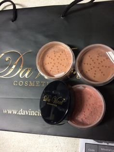 Da Vinci Blush free from chemicals , best of all its minerals free from filler and additives. Kiosk Design, Minerals, Blush, Cosmetics, Makeup, Free, Fashion, Make Up, Moda