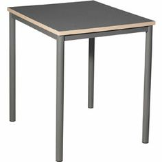 ORIGO is a education table series suitable for all ages. It consists of several different tabletops that can be combined freestanding or connected together. The tables have stable steel underframes and come both in fixed height and with adjustable legs.