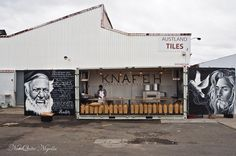 Knafeh Bakery, Strathfield (for the moment! Croydon, Places To Eat, Bakery, In This Moment, Outdoor Decor, Deserts, Log Projects, Bakery Shops, Desserts