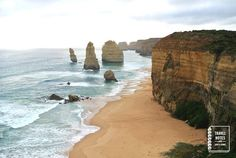 Travel Notes Podcast #6 - Melbourne & the Great Ocean Road - The Twelve Apostles are a stunning roadside stop